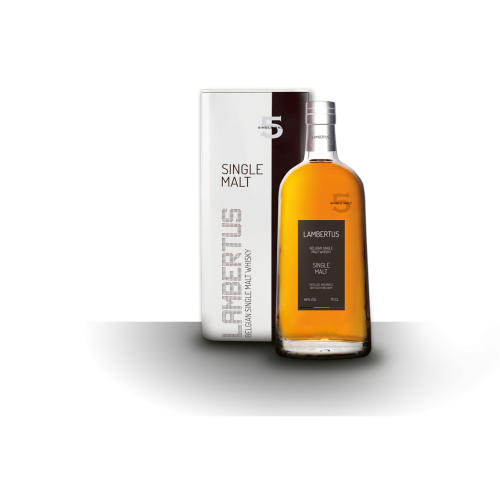 Coffret Lambertus single malt 70 cl (Distillerie Radermacher)