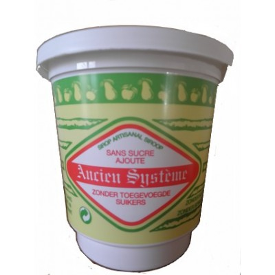 Sirop de Liège sans sucre ajouté