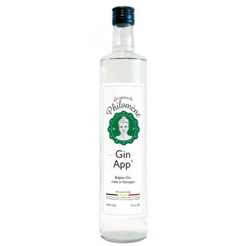 Gin APP' 70 cl (Les apéros de Philomène)
