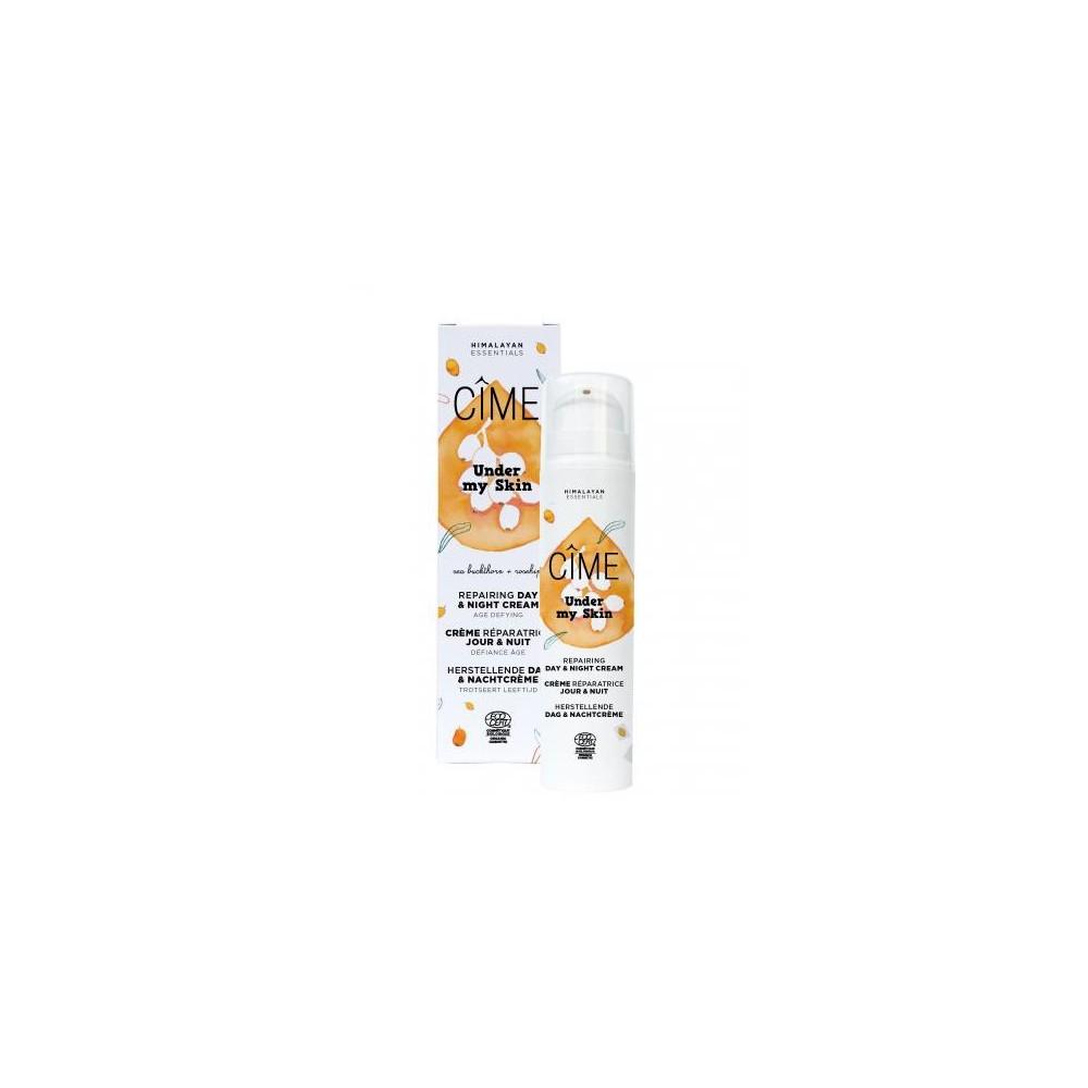 Crème réparatrice bio jour&nuit 25 ml (Cîme)