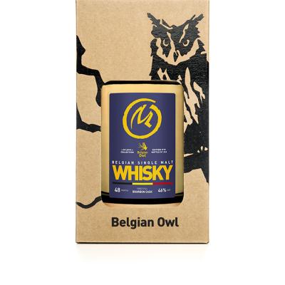 Whisky Belgian Single Malt 5 ans - 50 cl (The Owl Distillery)