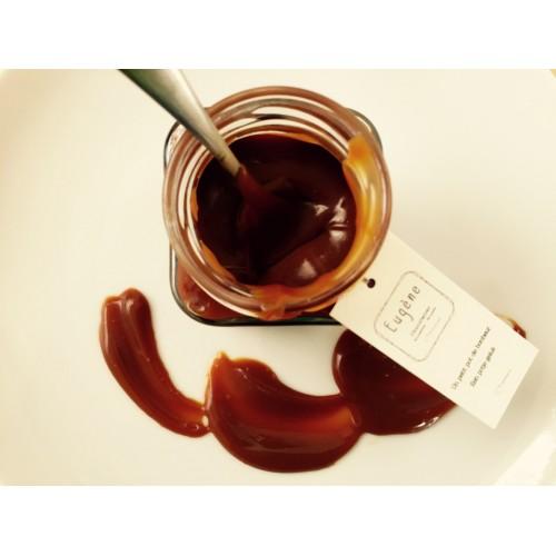 Caramel beurre salé bio 215 g (Eugène) dlc 30/04/2019