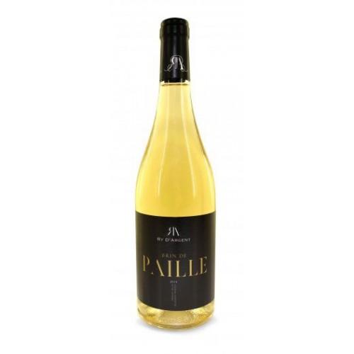 Witte wijn Brin de Paille 2014 75 cl (Domaine du Ry d'argent)