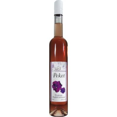 Liqueur de violette (Peket)