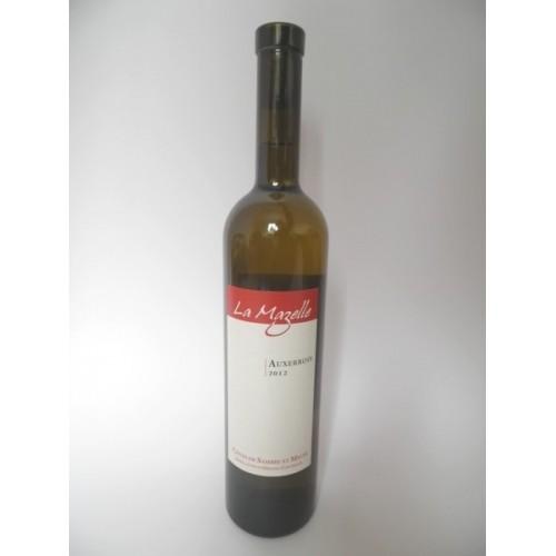Witte wijn Auxerrois 2016 - La Mazelle