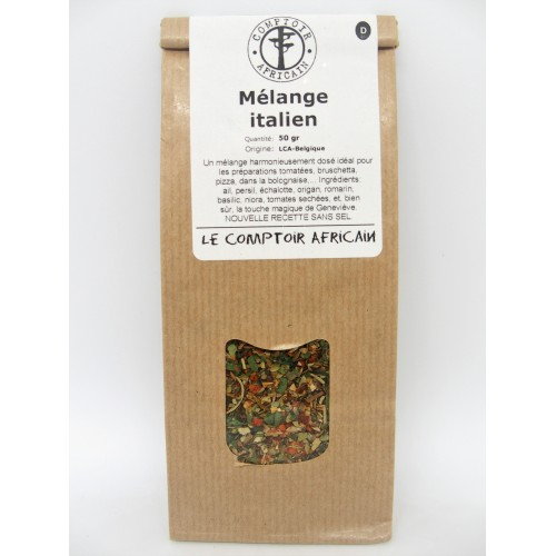 mélange italien 50 g (Comptoir africain)