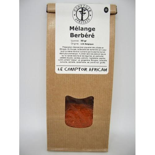 Mélange berbéré 50 g (Comptoir africain)