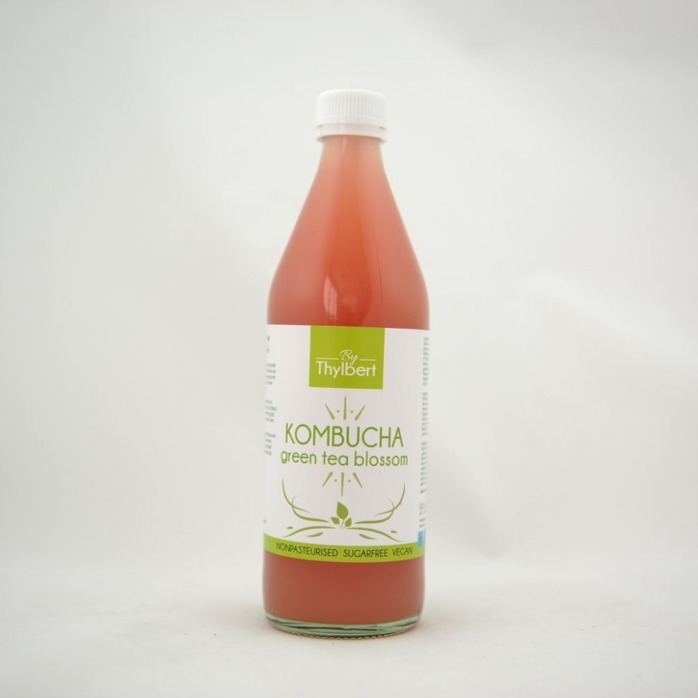 Kombucha Green Tea Blossom Bio Fairtrade 50 cl