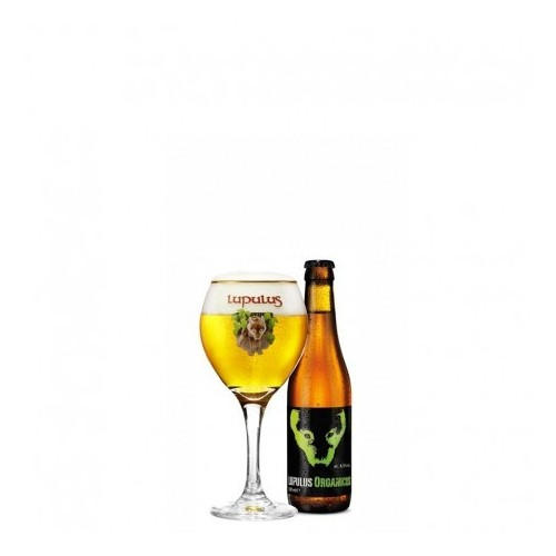 Lupulus Organicus 75 cl (Brasserie les 3 Fourquets)