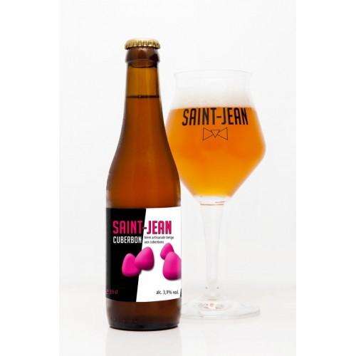 Bière aux cuberdons 33 cl (Saint-Jean)