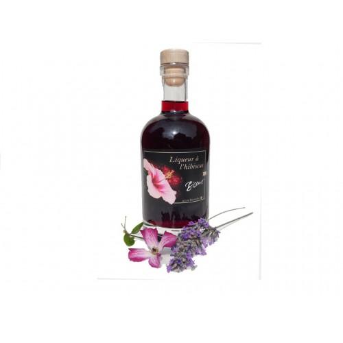 Hibiscuslikeur 350 ml (Biscus)