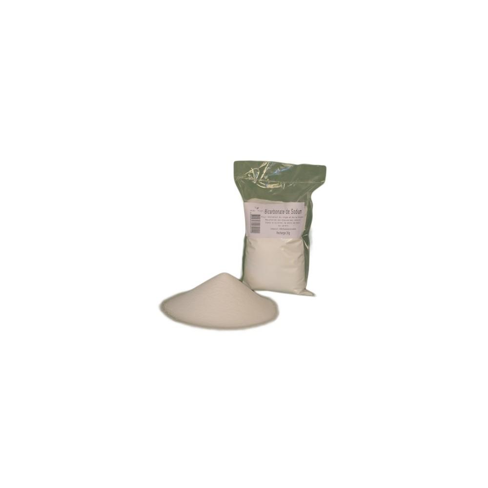 Bicarbonate de sodium 1 kg  (Wallo-wash)