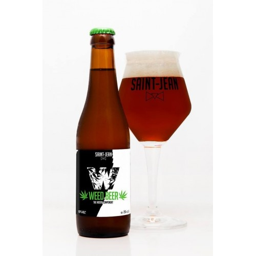 Weed beer 25 cl (Saint-Jean)