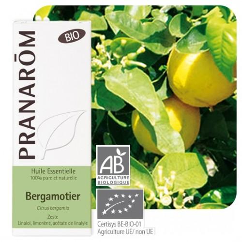 Bergamot bio 10 ml (Pranarôm)