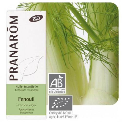 Essentiele olie Venkel bio  10 ml (Pranarôm)