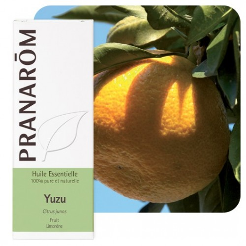 Yuzu 5 ml (Pranarôm)