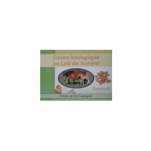 Bio zeep paardemelk - amandel (Ferme de la Comogne)