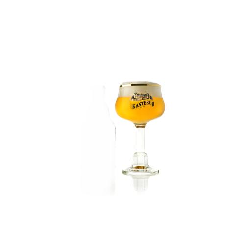 Kasteel glas 33 cl