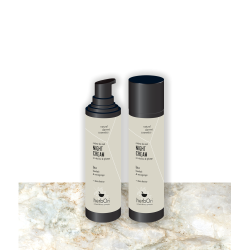 Anti-aging nachtcrème 40 ml (Herbori)