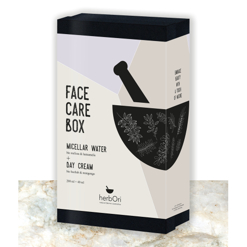 Face Care box  (Herbori)