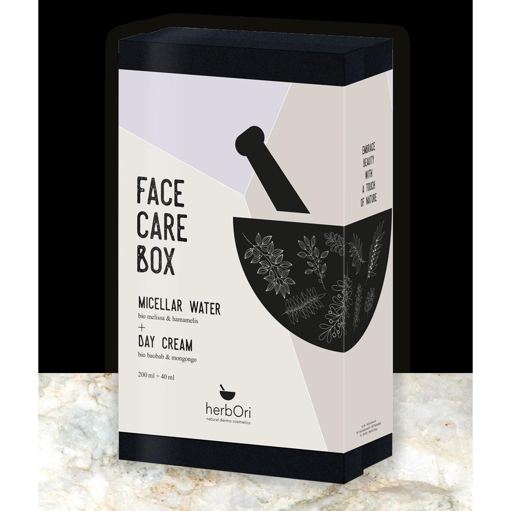 Face Care box  (Herbori)