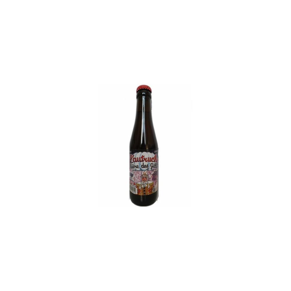 L'autruche, bière des Gilles