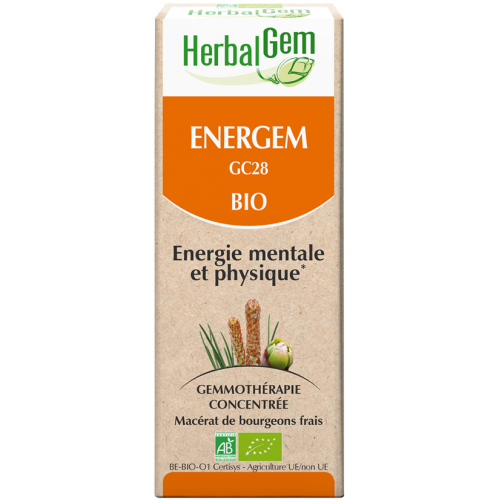 Energem bio 50 ml (Herbalgem)