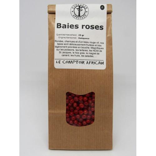 Baies roses 25 g (Comptoir africain)