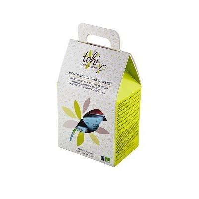 Chocolat lait spéculoos BIO Tohi (Dolfin)