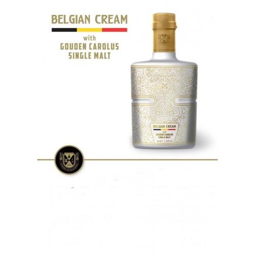 Crème de whisky Carolus  (Distillerie Het Anker)