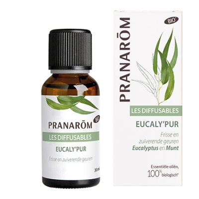 Diffusion-Eucaly'Plus 30 ml (Pranarôm)