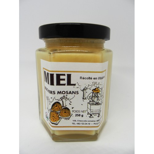 Miel des Ruchers Mosans 250 g