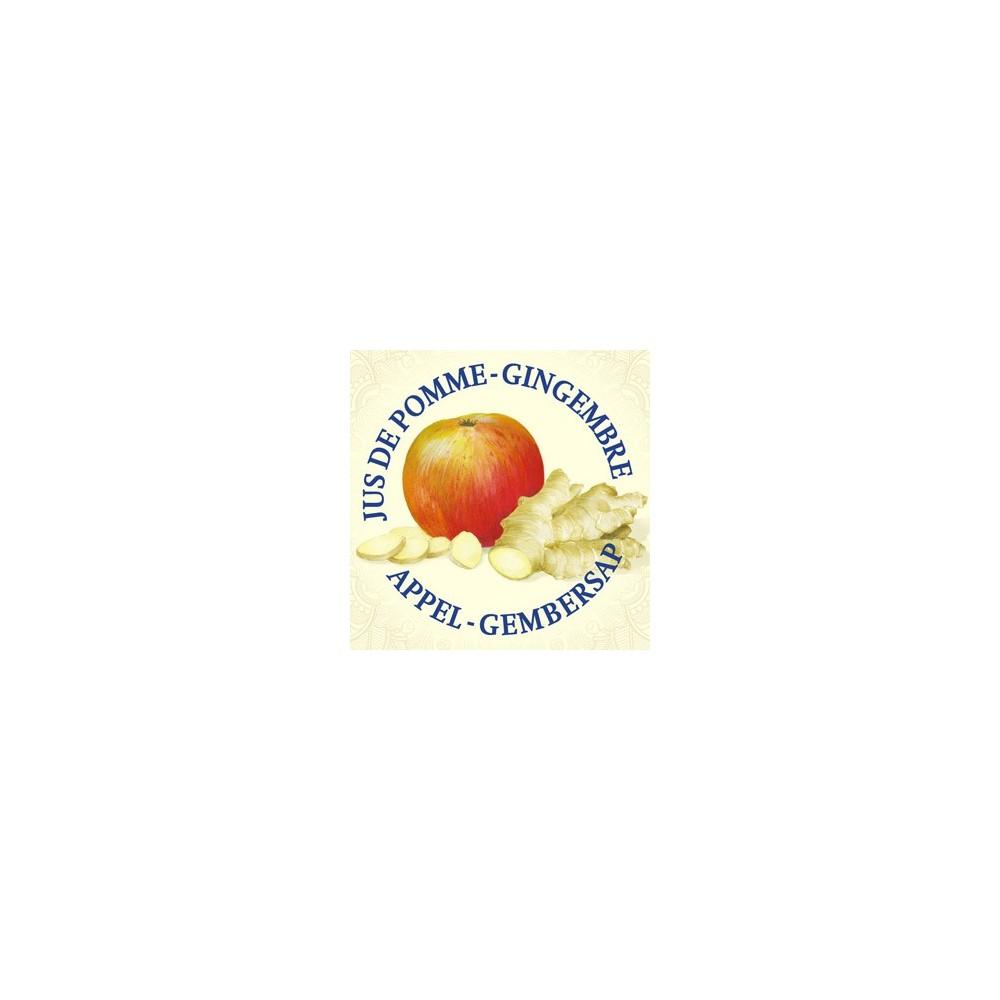 Jus de pommes cerises BIO 75 cl (Pajottenlander)