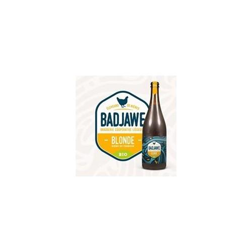 Badjawe bio 75 cl (Brasserie coopérative liégeoise)