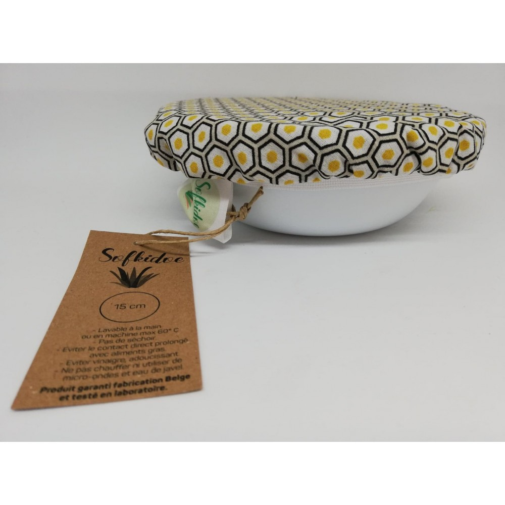 "Couvercle ""la ruche"" 12.5 cm (Sofkidoe)"