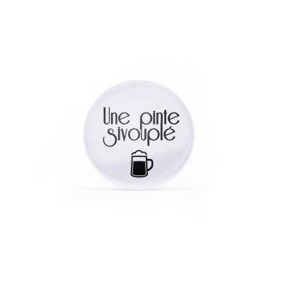 Badge belge 1 fois