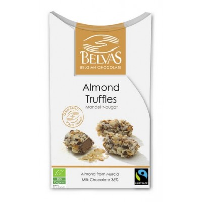 Truffes amandes bio&Fairtrade