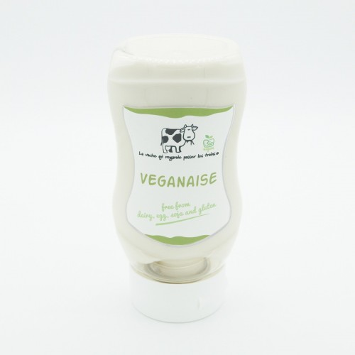 Veganaise bio 300 ml (La vache qui regarde passer les trains)