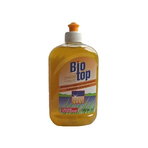 Nettoyant surface concentré à l'huile de lin Biotop
