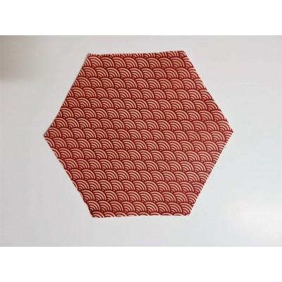 Bee Wrap rouge 30 cm (Wrapi)