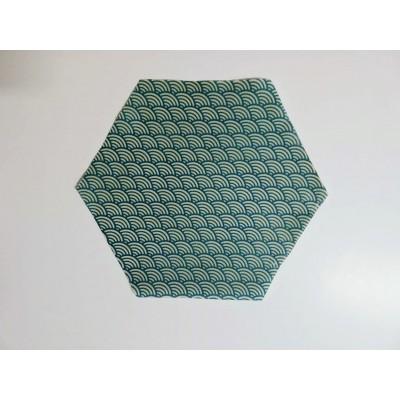 Bee Wrap blauw 30 cm (Wrapi)