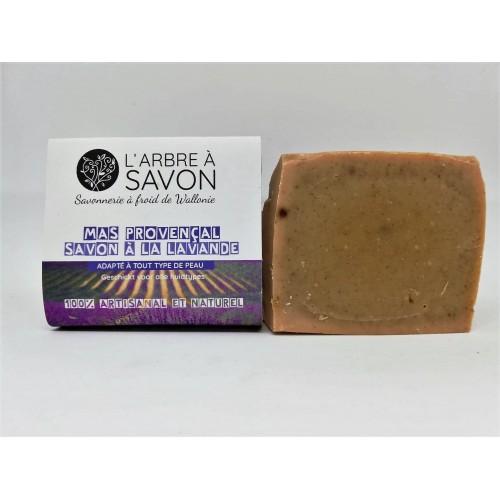 Savon mas provençal 100 g (l'Arbre à savon)