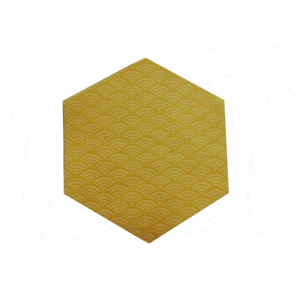 Bee Wrap jaune 18 cm (Wrapi)