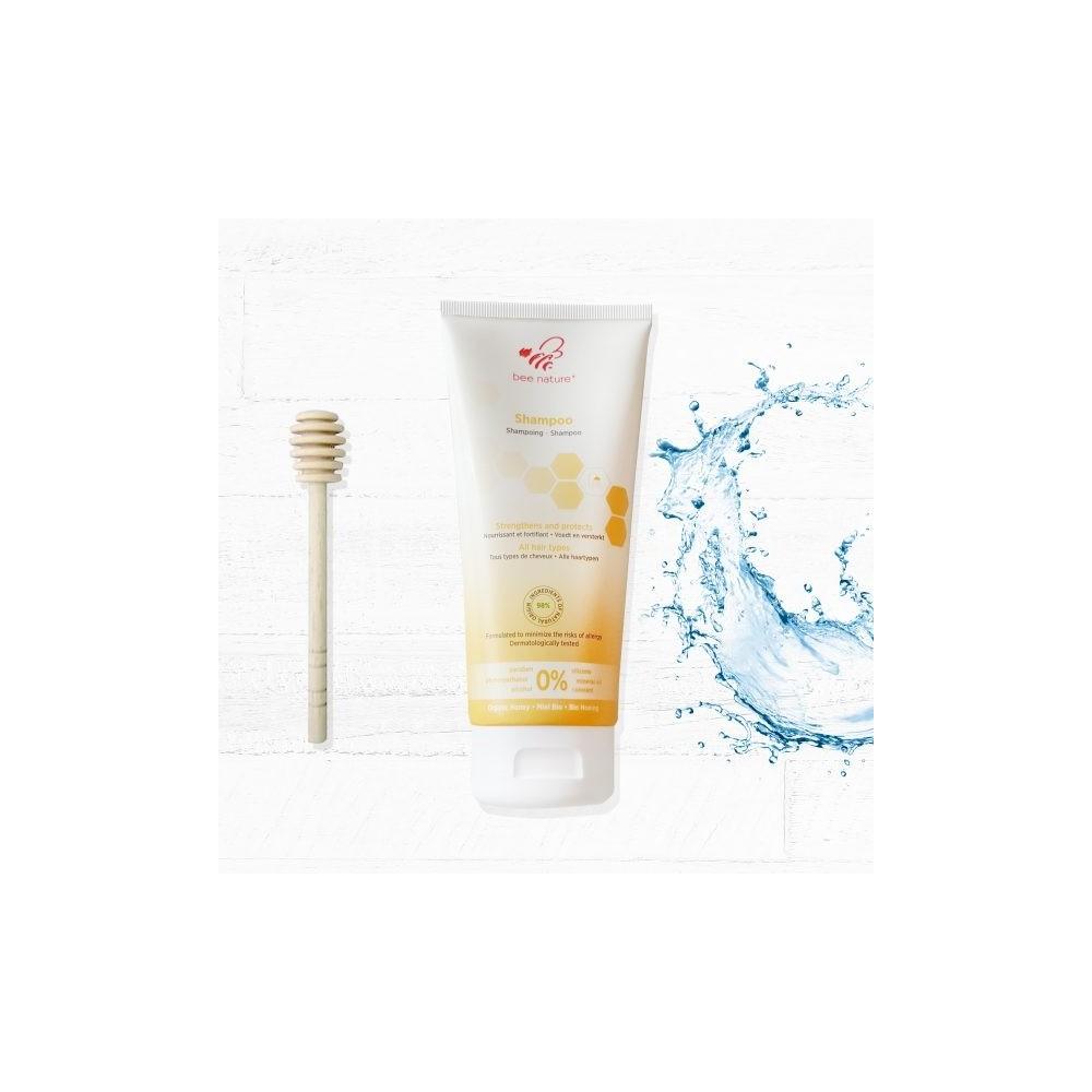 Shampoo 200 ml  (Bee Nature)