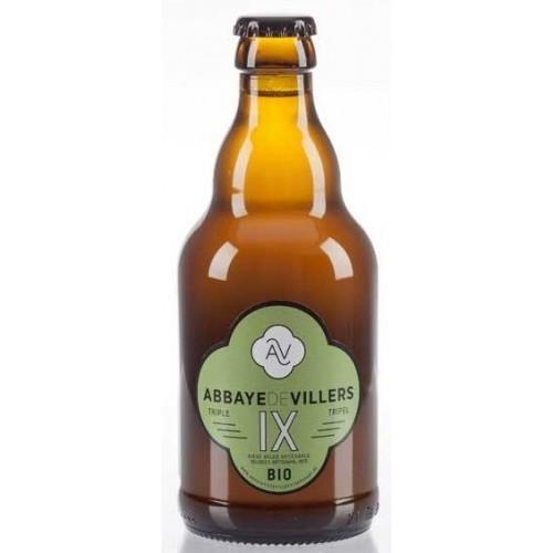 Blond Villers IX bio 33 cl (Brouwerij Abbaye de Villers-La-Ville)