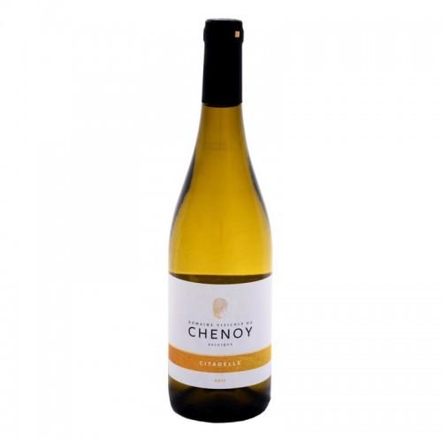 Witte wijn -La Citadelle 2018 (Domaine du Chenoy)