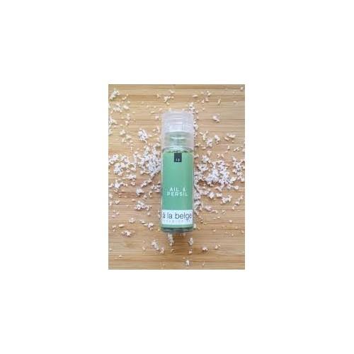 Fleur de sel ail et persil 30 g (A la belge)