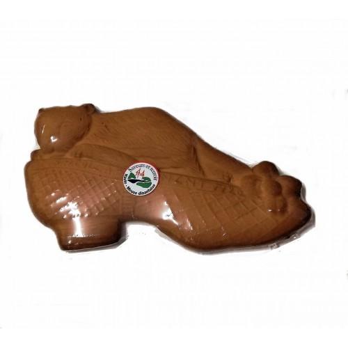 Dinantse koek 125 g - kat  in een schoen (Collard)