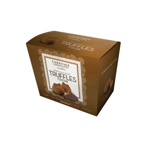 Truffels klassiek cacao 125 g