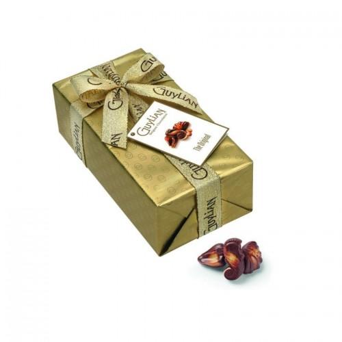 Chocolade hartjes met hazelnoot Praliné 105 g (Guylian)